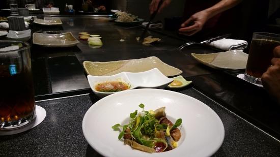 Teppanyaki (Griddle Cuisine) Kitano