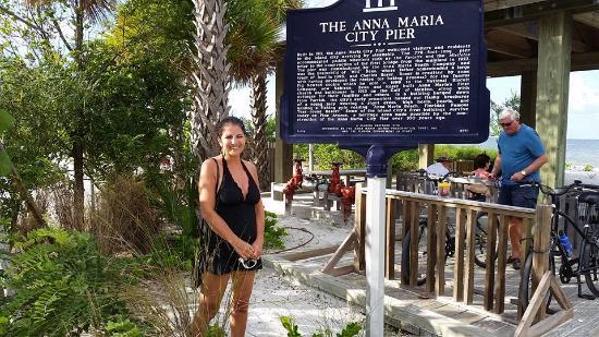 Anna Maria, فلوريدا: Anna Maria City Pier