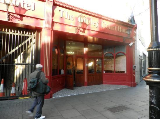 Ingresso Picture Of Ripley Court Hotel Dublin Tripadvisor
