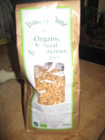Drogheda, Irland: Organic local grains