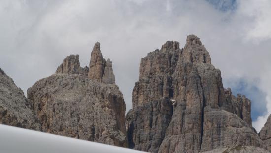 Fassa Valley, Italia: Torri del Vajolet (Catinaccio)