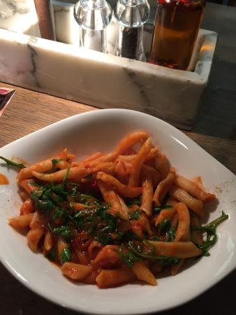 Vapiano : Nice restaurant, vegan choices, and you get to pick why you'd like to have. It's all freshly mad