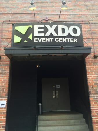 EXDO Events Center