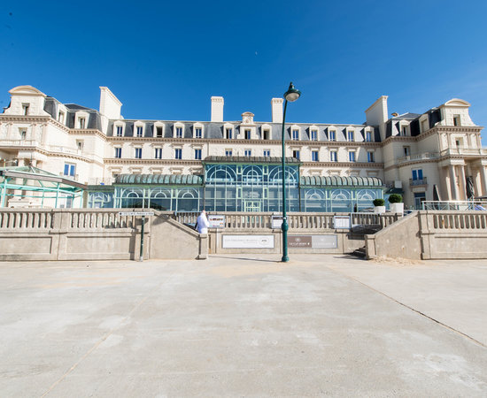 Photo of Hotel Le Grand Hotel des Thermes Marins de St-Malo at 100 Boulevard Hebert, Saint-Malo 35417, France
