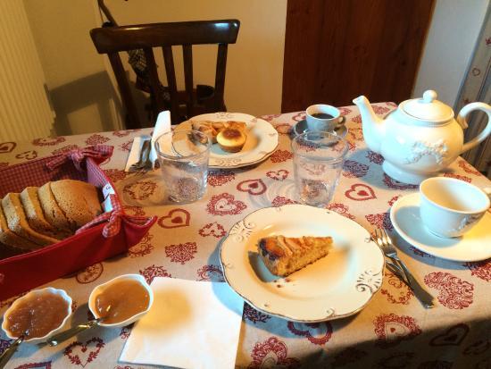 B&B Mont Mars : colazione