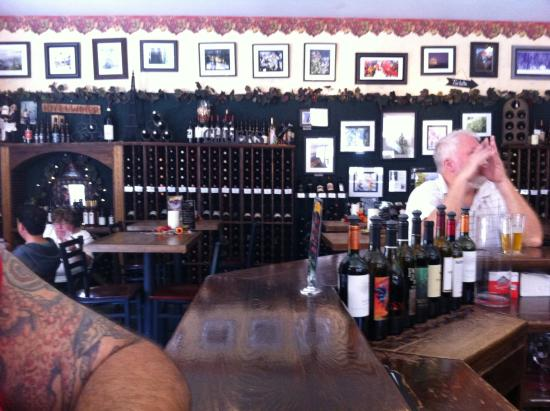 Idyllwild, Καλιφόρνια: Wine for sale