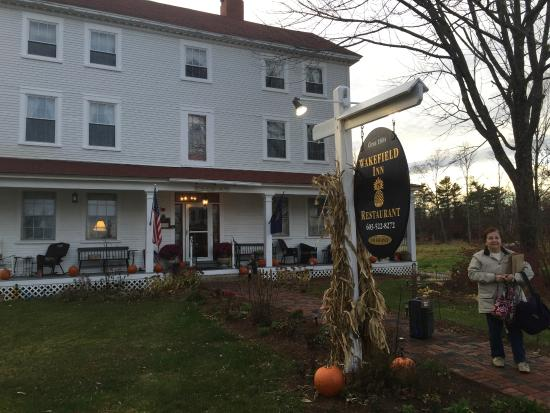 The Wakefield Inn & Restaurant: wakefield inn