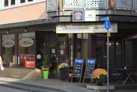 Cafe Mocca Bar