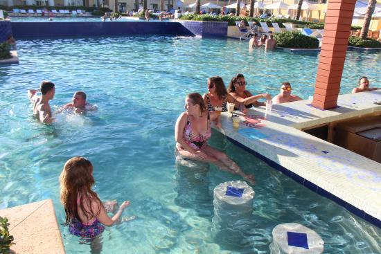 The Westin Dawn Beach Resort Spa St Maarten Pool Bar At