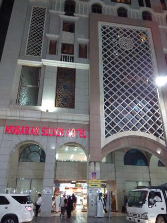 Mubarak Silver : Lobby Hotel