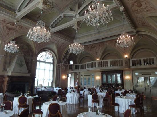 outer view - Foto di Grand Hotel Bagni Nuovi, Molina - TripAdvisor