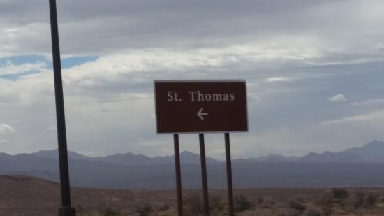 St. Thomas Ghost Town