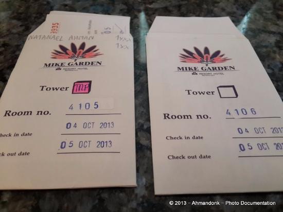 Mike Garden Resort Hotel