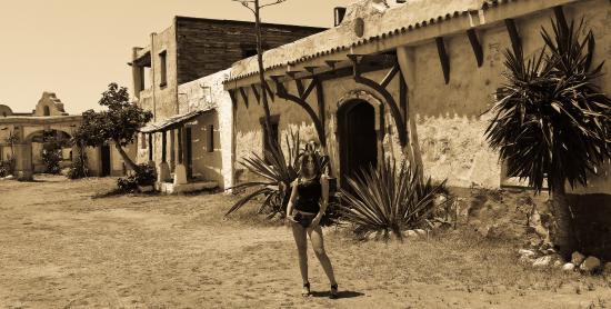 Tabernas, Espagne : Fort Bravo Texas Hollywood