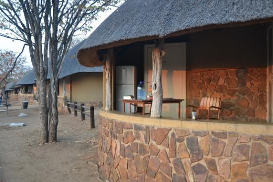 Olifants Rest Camp: Bungalow