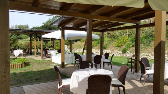 Zona aperitivo picture of ristorante giardini di kyme pozzuoli