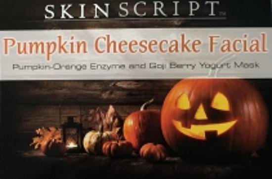 The Holistic Anti-Aging Spa: Pumpkin Cheesecake Facial