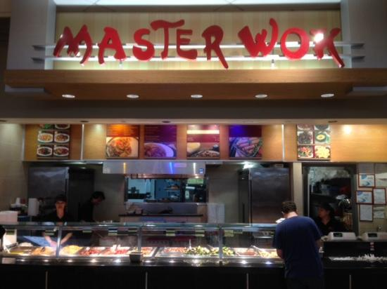 Master Wok In The Natick Mall