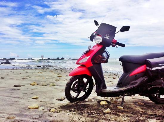 Cianjur, Indonesia: Pantai jayanti