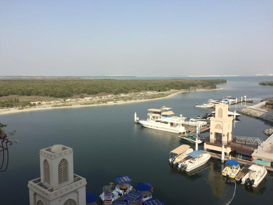 Jannah Eastern Mangroves Suites: Another view from balcony