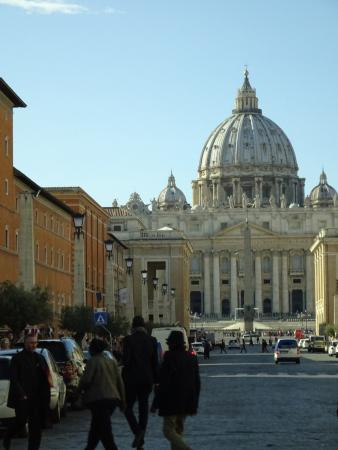 Day Tour in Italy: Rome