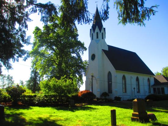 Old Scotch Church (Tualatin Plains Presbyterian Church)