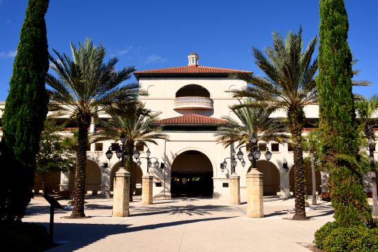 St. Augustine Visitors Center