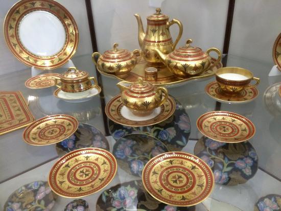 Museum Dulevo Porcelain