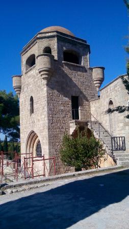 Filerimos, Grecja: Chiesa