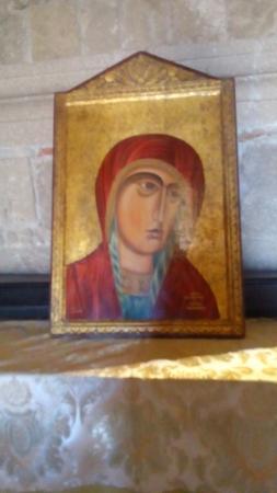 Filerimos, Grecja: Quadro
