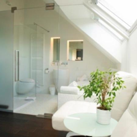 B&B Villa Tartine: Comfort kamer Linnen
