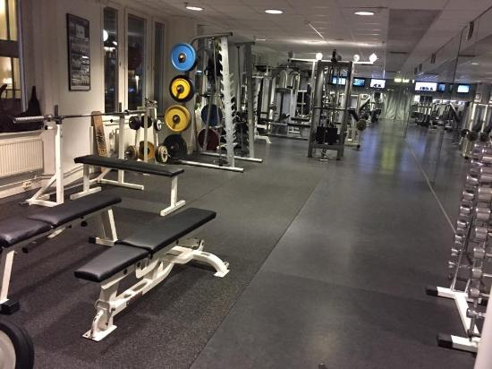 Hilton gym