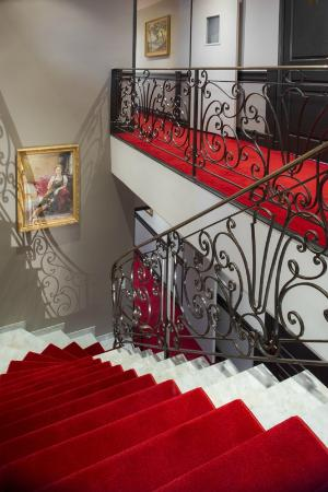 Hôtel Château De La Tour : Intérieur du Château 3