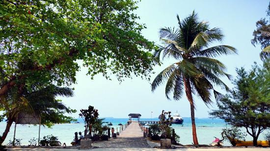 Pulau Pantara Resort