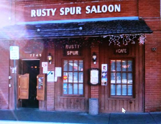 Rusty Spur Saloon Picture Of Rusty Spur Saloon