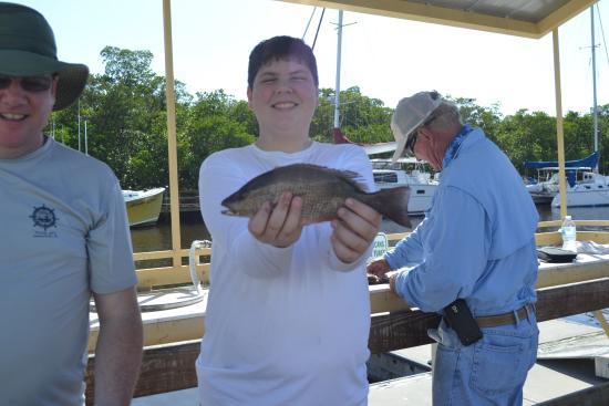 Sea Gone Fishing Team: Snapper