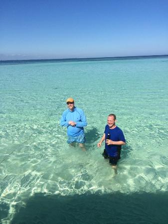 Punta Gorda, Belize: Snorkel with Chef