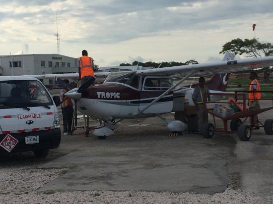 Punta Gorda, Belize: Your transportation to PG