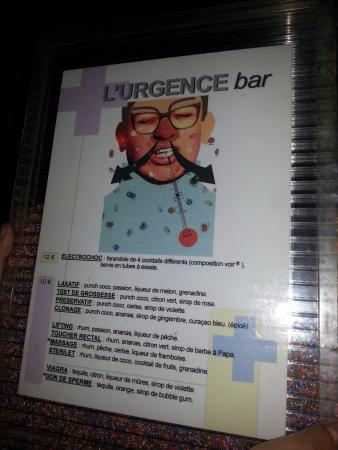 Souvent L'Urgence Bar (Paris) - All You Need to Know Before You Go (with  ZX88