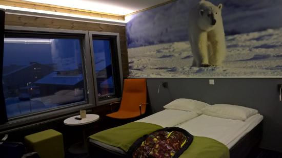 Svalbard Hotel: View of Room