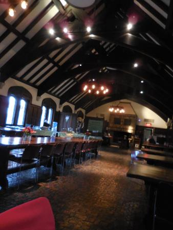 Gypsy Kitchen At The Refectory
