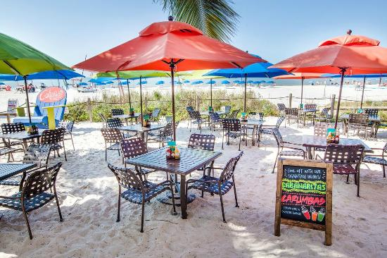 Cabanas Beach Bar & Grille