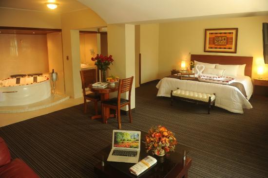 Hotel Stefano's: Habitación Suite