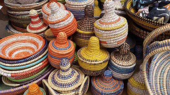 Senegambia Craft Market