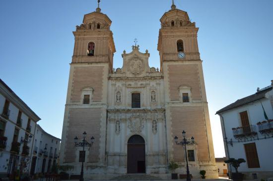 Velez Rubio, Spain: Iglesia De La Encarnacion