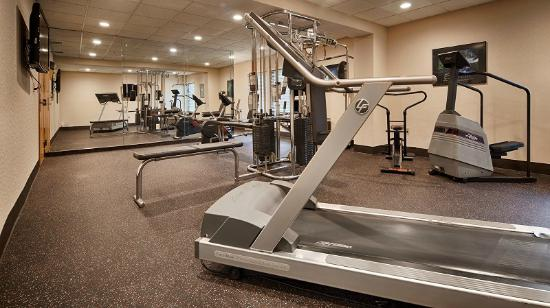 BEST WESTERN PLUS Dayton Northwest: 24 hour on-site fitness center