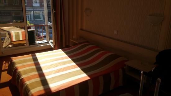 Danube Stars Hotel: Bed