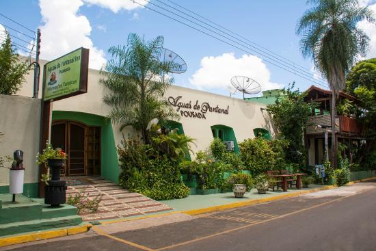 Hotel Aguas Do Pantanal