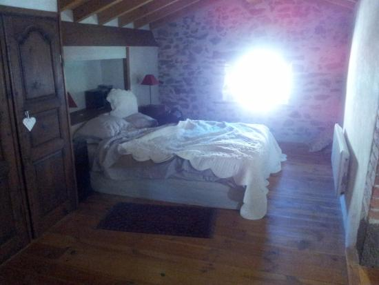 Chilhac, France : Chambre