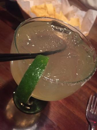 Los Portales Incorporated: my request for a salted rim was this